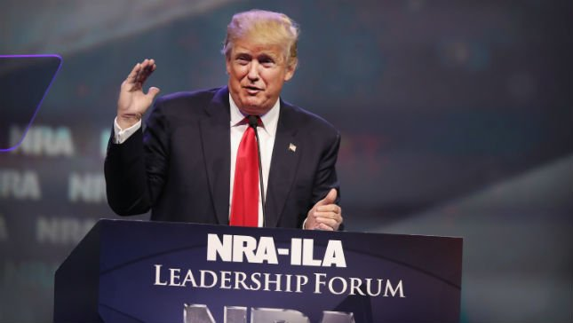 Senate report: Russia 'used the NRA' to fund Trump presidential campaign https://t.co/I5nOmDdASM https://t.co/YWGE25Fy0r