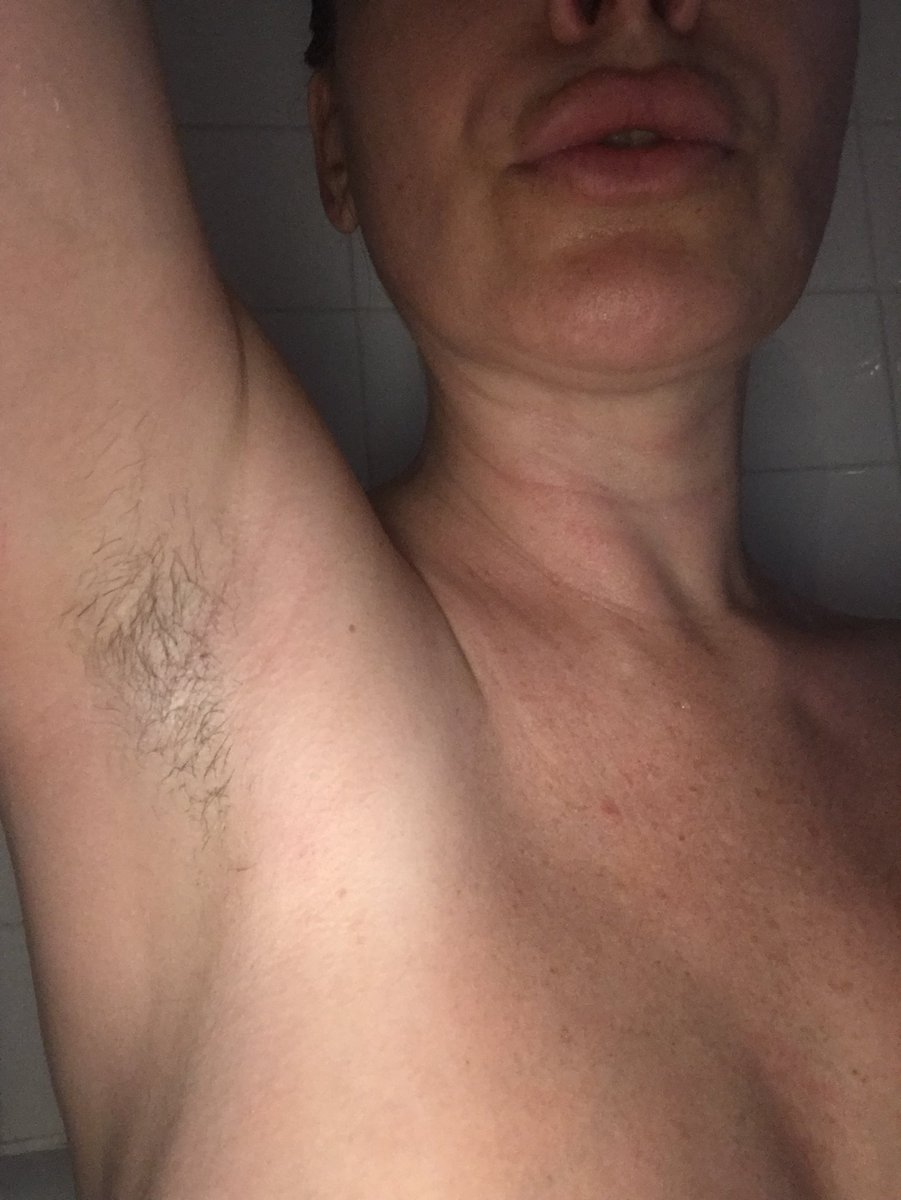 I forgot to shave my armpits for a month. It's so chill. MCVHdpTBMr