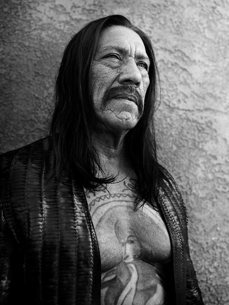 Happy Birthday to Danny Trejo