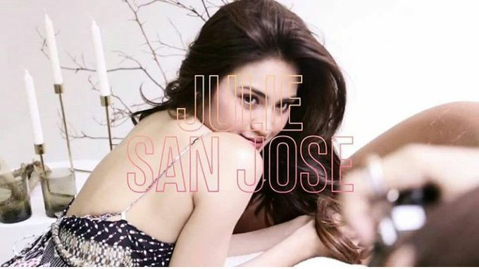 "Happy Birthday to the other half of JuliElmo ""Julie Anne San Jose\"" . More blessings to come."