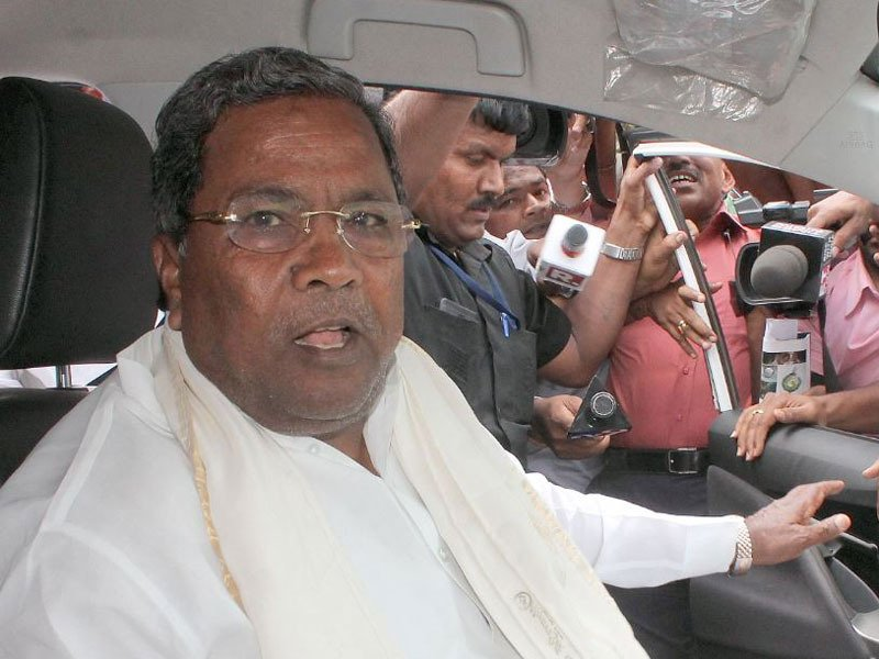 #KarnatakaElections   Bhagyas were no lucky charm for @siddaramaiah   Read: https://t.co/VPIJwf6VGl https://t.co/AadmM4tmDl
