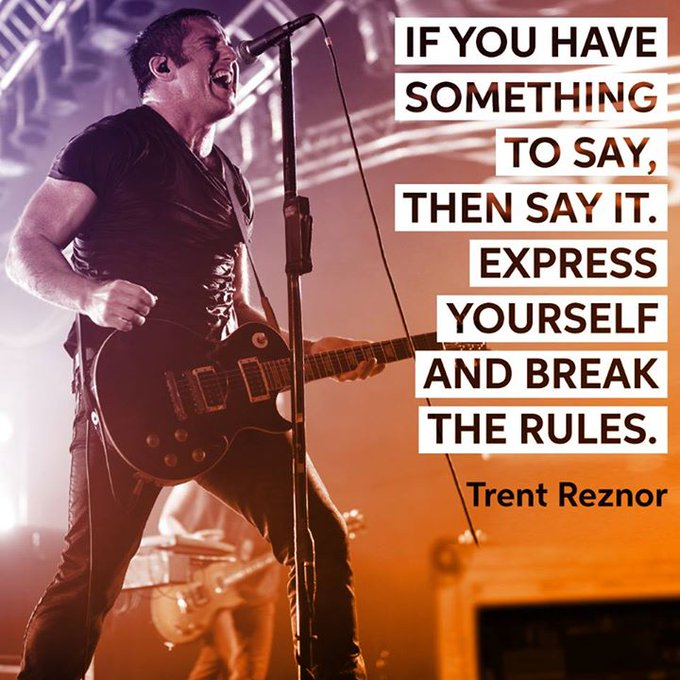 Happy birthday to industrial rock and synth pioneer, Trent Reznor!