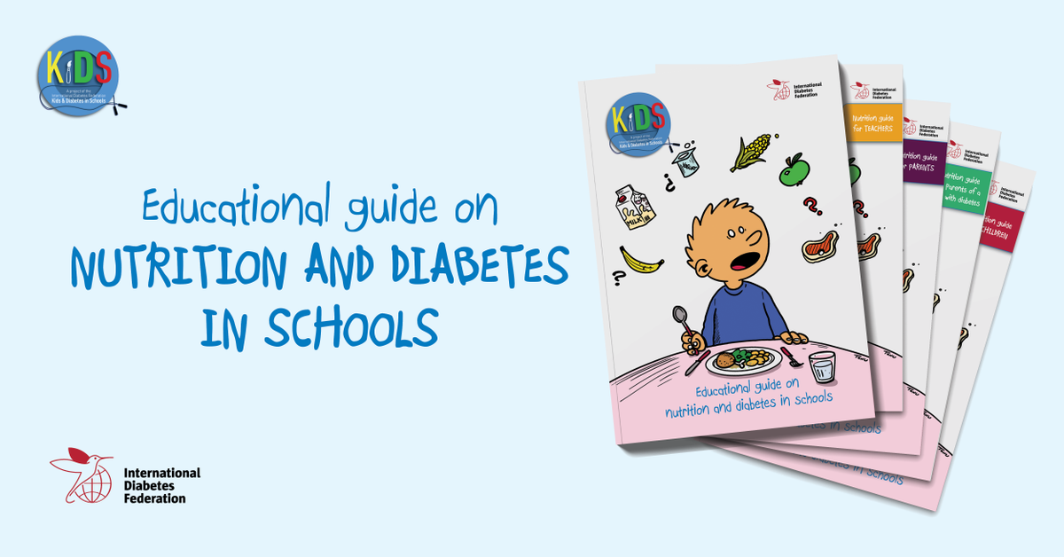 test Twitter Media - New IDF #KiDS educational guide on #nutrition #diabetes in schools will be launched tonight at the IDF #WHA71 side event on #nutrition #education. Check it out!  https://t.co/VxVdywg2wL https://t.co/eYvdSfBFxc