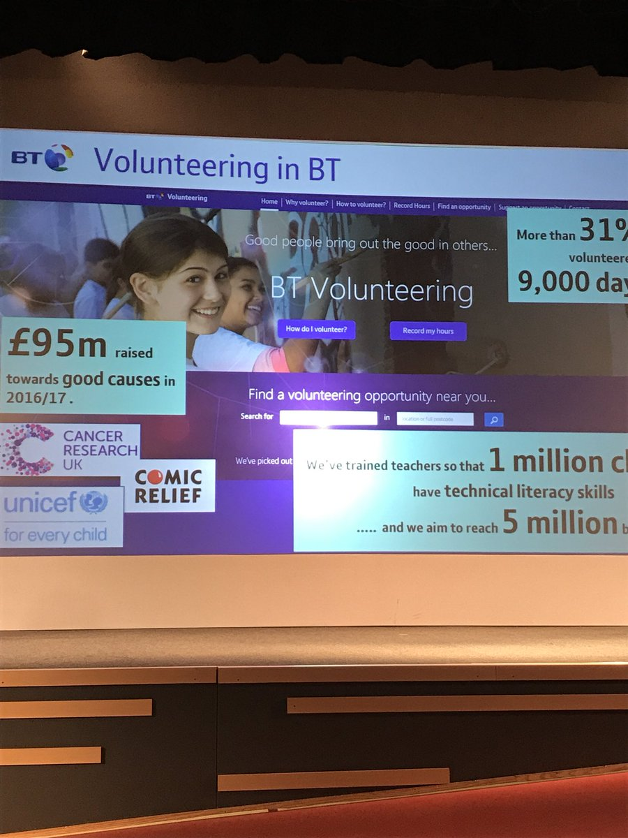 test Twitter Media - What does your #business do for #charity via #employer #volunteering? Great to be listening to an insight into how @bt_uk encourages #staff activity. Lisa Perkins from the @adastralpark team talking at @CASuffolk #esv #volunteering conference https://t.co/o72J2EtWQ7