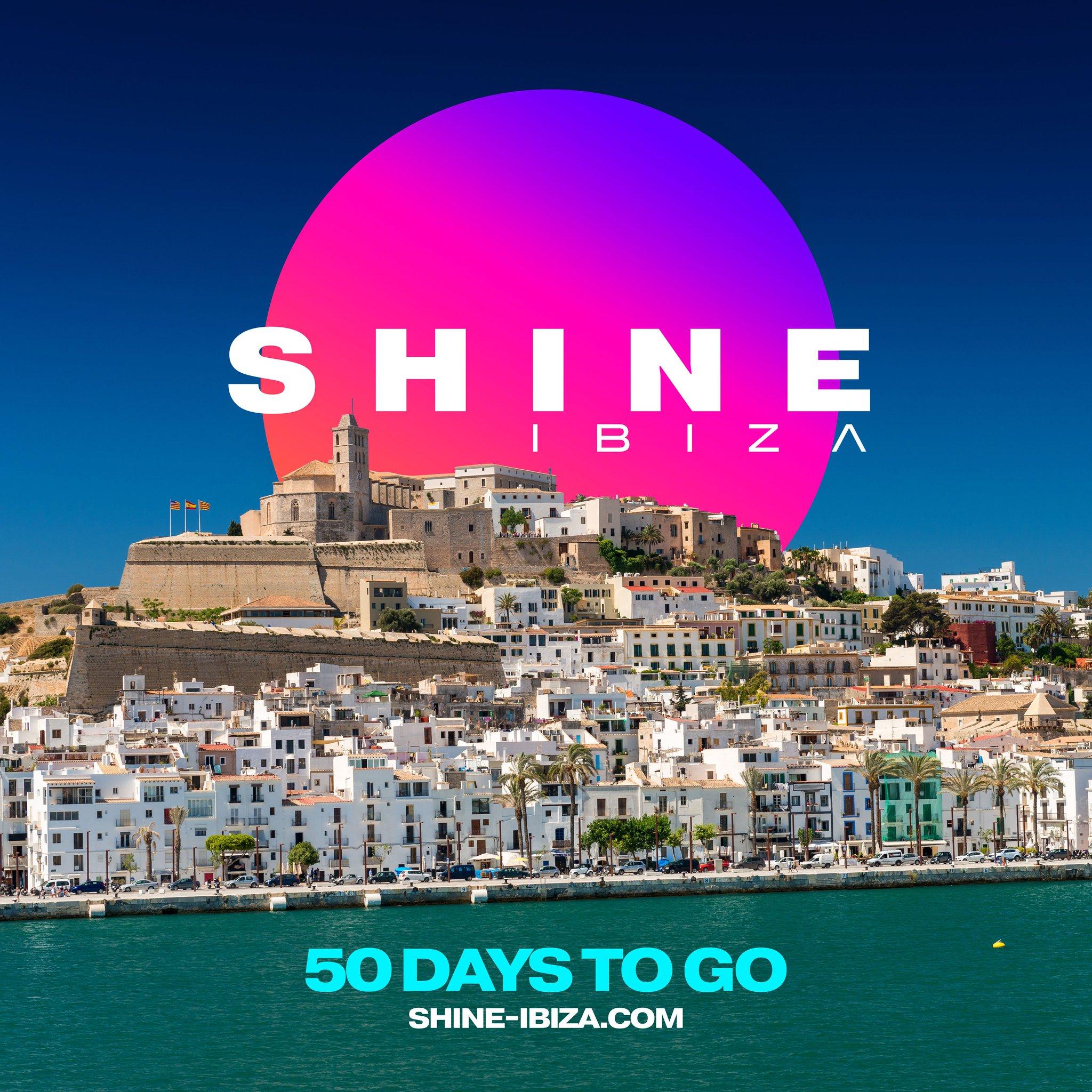 50 days until @SHINE_Ibiza! Book your tickets now  https://t.co/ld08msqglv https://t.co/kGA8TlMbci