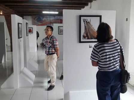 Museum Bahari Gelar Pameran Foto Kapal Pinisi https://t.co/sY7nlUMAou https://t.co/eVTYil2w4G