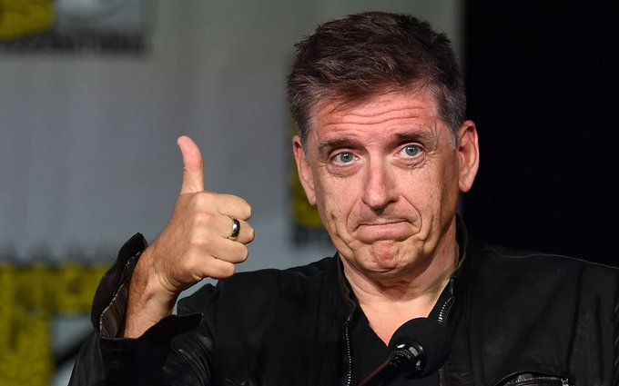 Happy  Birthday  1962 Craig Ferguson, Scottish actor, writer and comedian, born in Glasgow, Scotland