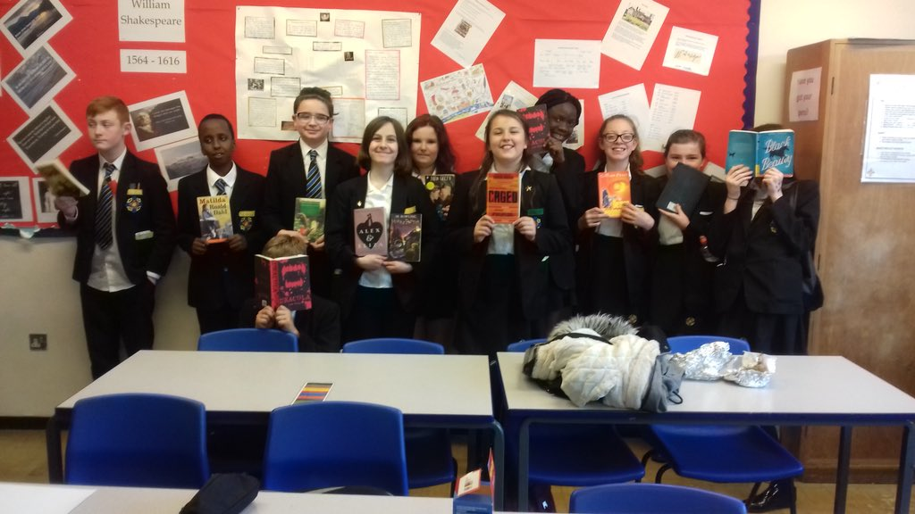 test Twitter Media - Our fantastic learners engaging with the Bolton Children's Fiction Awards! Great enthusiasm for reading! https://t.co/LiIGEF3pXU