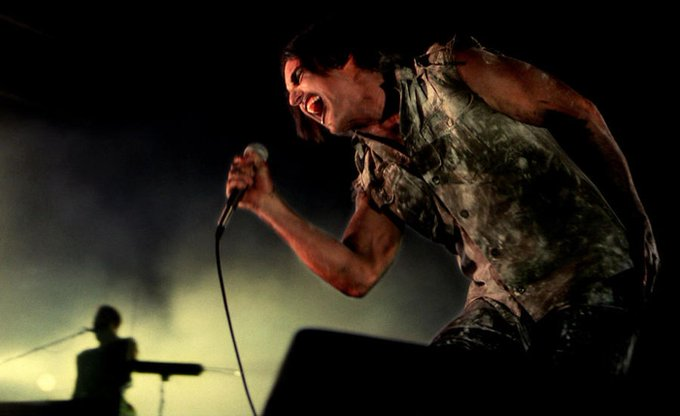 Happy birthday, Trent Reznor! The Nine Inch Nails musician turns 53 today