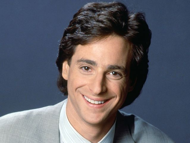 Happy Birthday to Bob Saget! What comes to mind when you see
