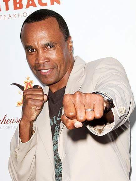 Happy Birthday! Boxing Great...Sugar Ray Leonard