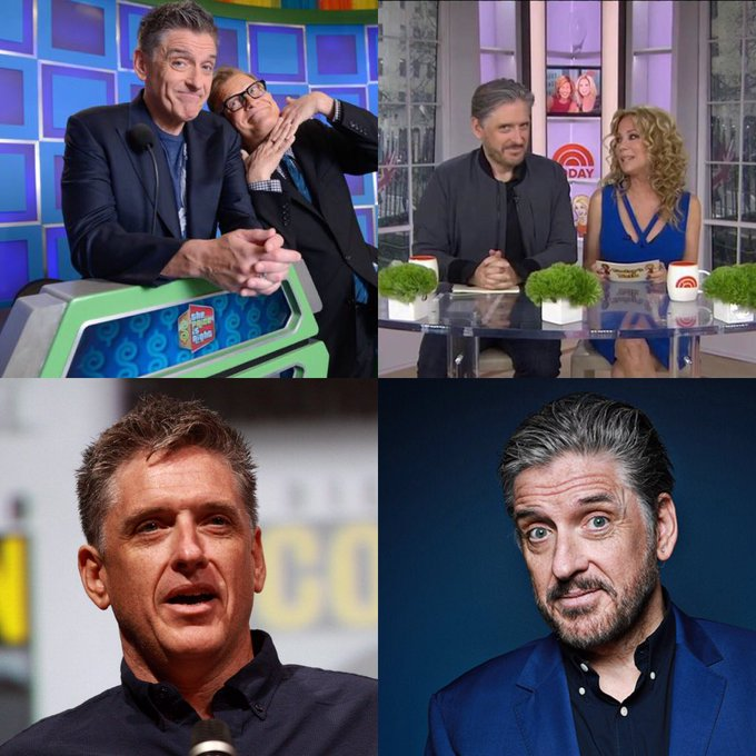 Happy 56 birthday to Craig Ferguson. Hope that he has a wonderful birthday.