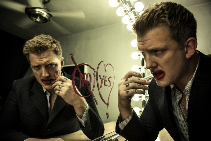 Happy 45th birthday Josh Homme!