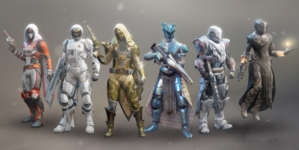 RT @Bungie: This week at Bungie, we lit the Iron Banner again.  https://t.co/VU0knFk9CO https://t.co/V49blmrgqV
