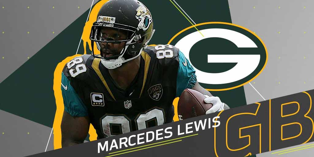 Former Jaguars TE @MarcedesLewis89 signing with @packers: https://t.co/DqDmuqedVP https://t.co/BrYn7pvKDQ