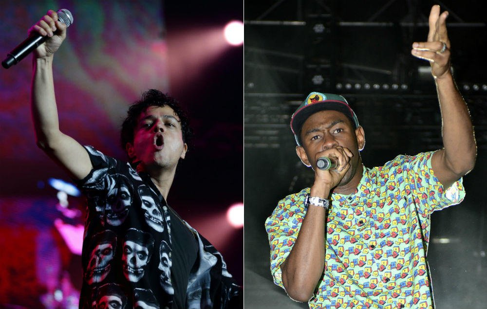 Jamie Cullum nearly worked with Tyler, The Creator https://t.co/mHYqzJNKoz https://t.co/RpPOw7ov0n