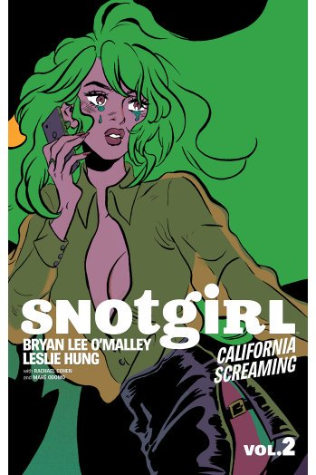 'Snotgirl' co-creator Leslie Hung on fashion bloggers, comics and murder mysteries
