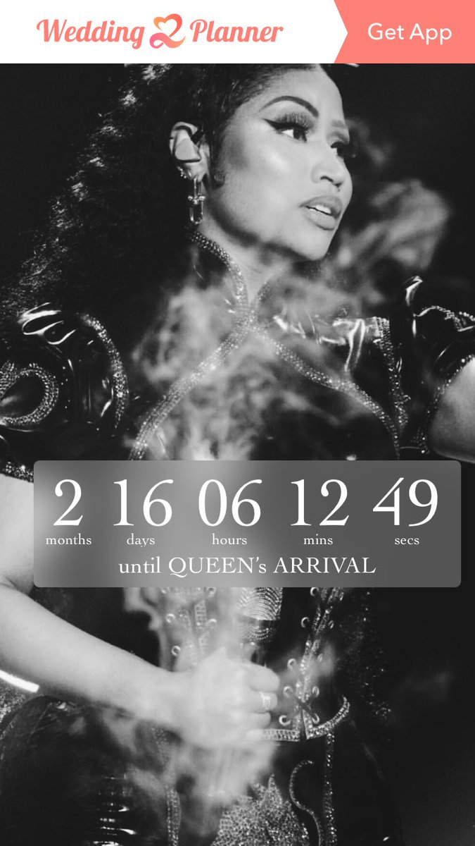 RT @OnikaHBMaraj: @NICKIMINAJ 77 days sis. ???? https://t.co/V4QBhcejOK