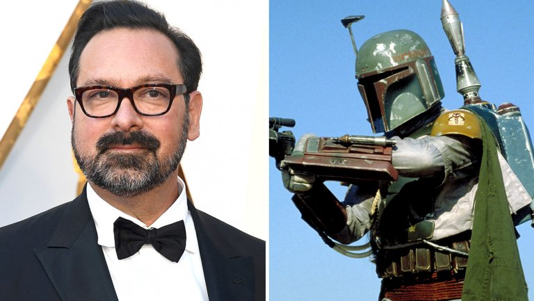 The director of Logan is repor boba fett