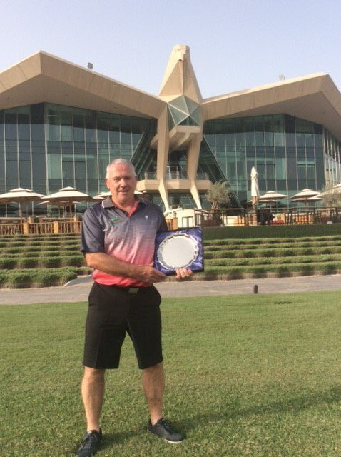 test Twitter Media - What a week for BGC!! Golf Club manager Lionel Dobson, after qualifying through match play last season he played the finals in Abu Dhabi, with the final game being played at the Abu Dhabi National golf club, Lionel overcame all his opponents to be crowned Champion!!! https://t.co/yeyHGL5uE6