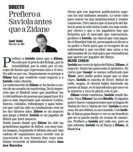 RT @renaldinhos: Santi Nolla: