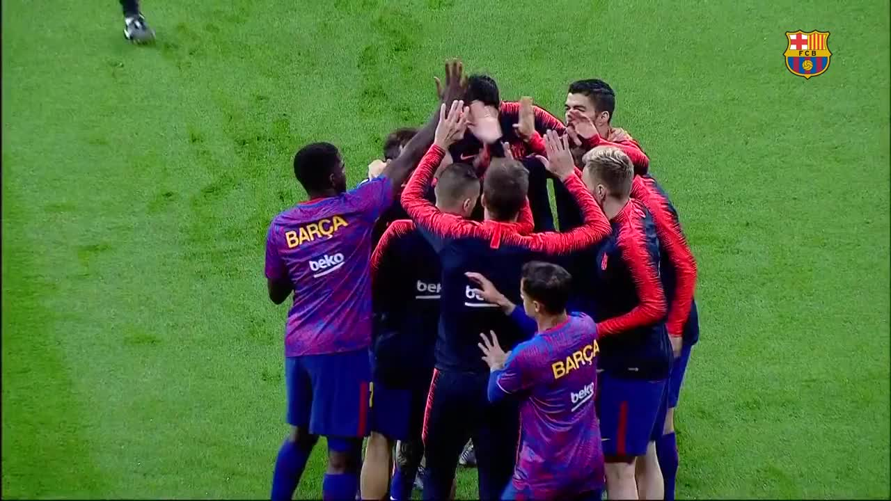 A blessed #Ramadan from Barça to all those celebrating around the world https://t.co/qoqu0XRGLr