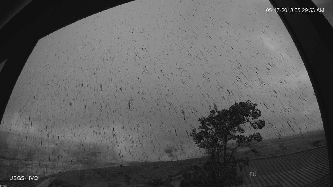 Kilauea auf Hawaii stößt Asche bis in 9000 Metern Höhe