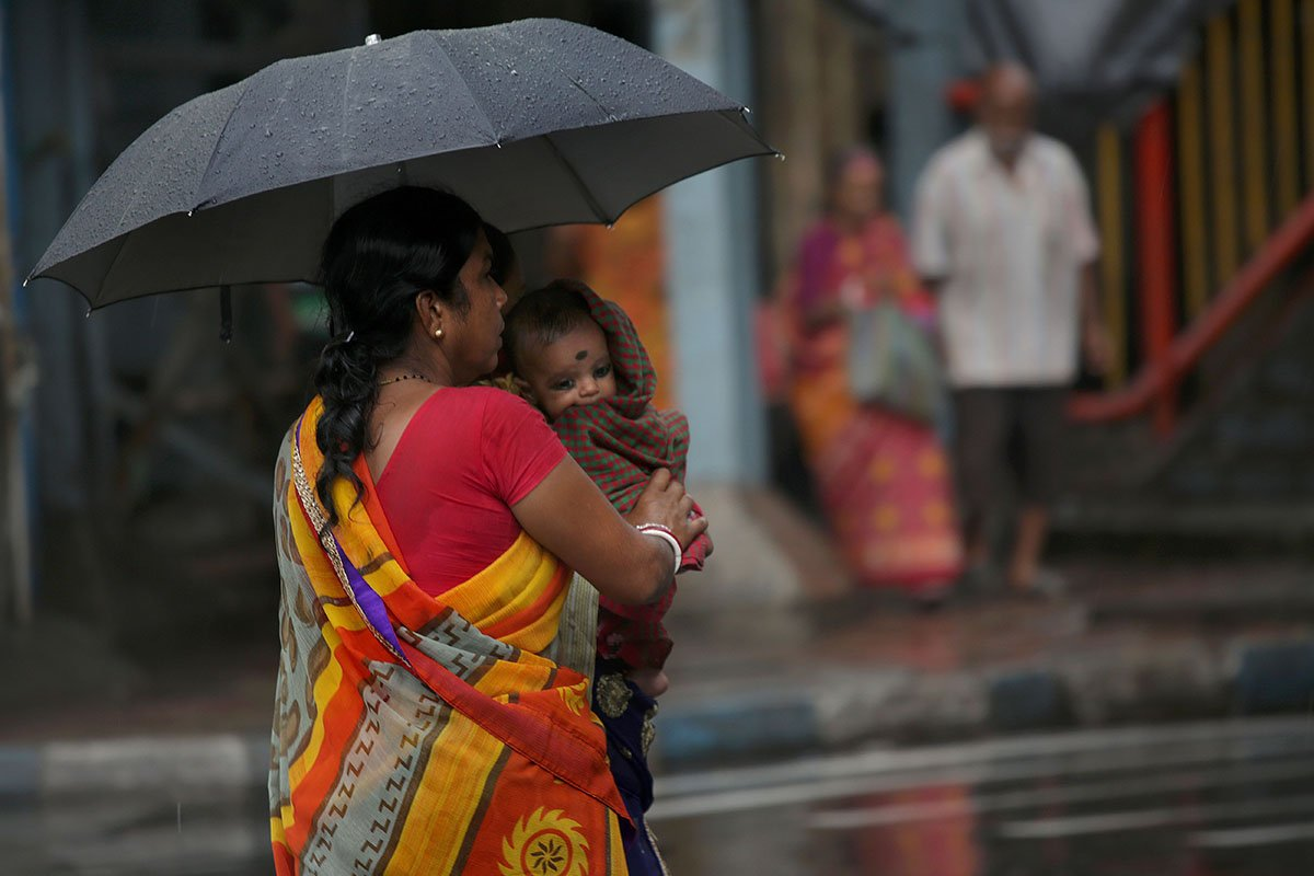 Pre-monsoon storms hit South Asia — in pictures