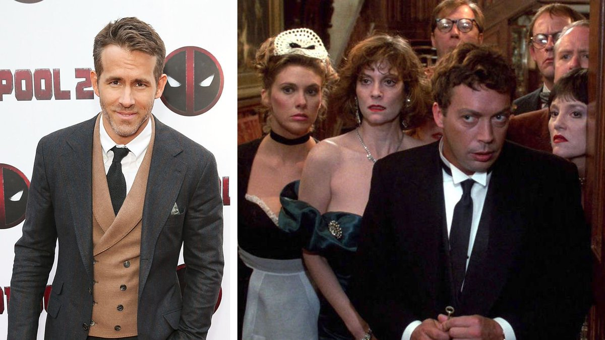 Ryan Reynolds's Clue Movie Will 'Potentially' Be R-Rated