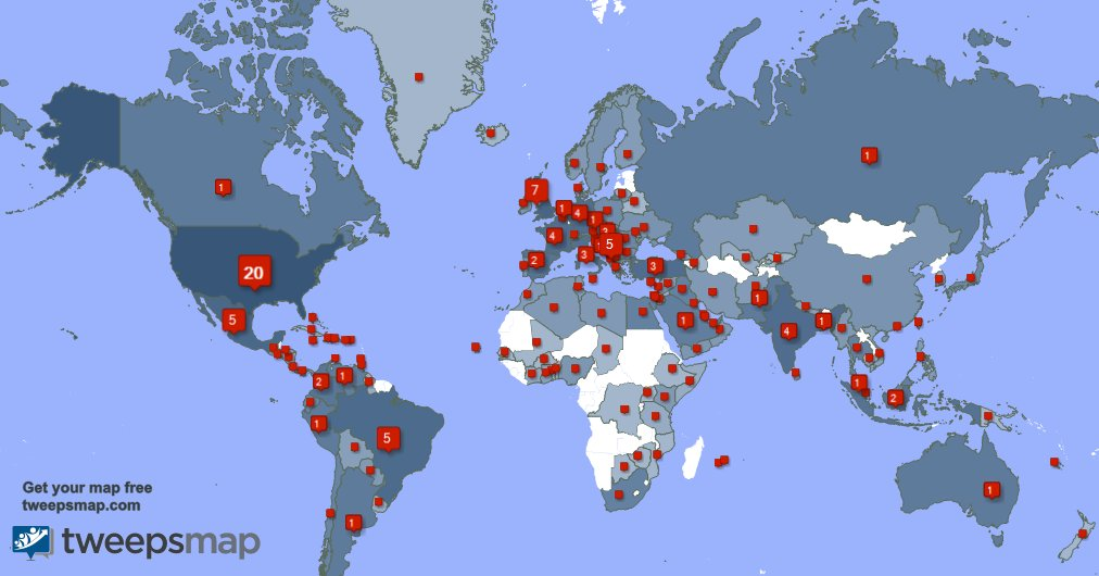 I have 116 new followers from Serbia, Turkey, Egypt, and more last week. See uKYX6KH5QS