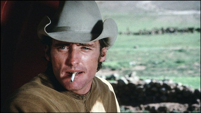"""The man is clear in his mind, but his soul is mad.\"" Happy Birthday Dennis Hopper"