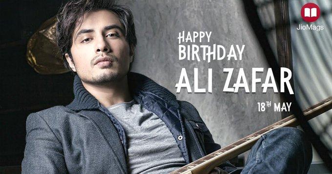 Happy Birthday Ali Zafar!