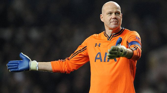 Happy Birthday Brad Friedel  450 PL Appearances  132 Clean Sheets  1 Goal