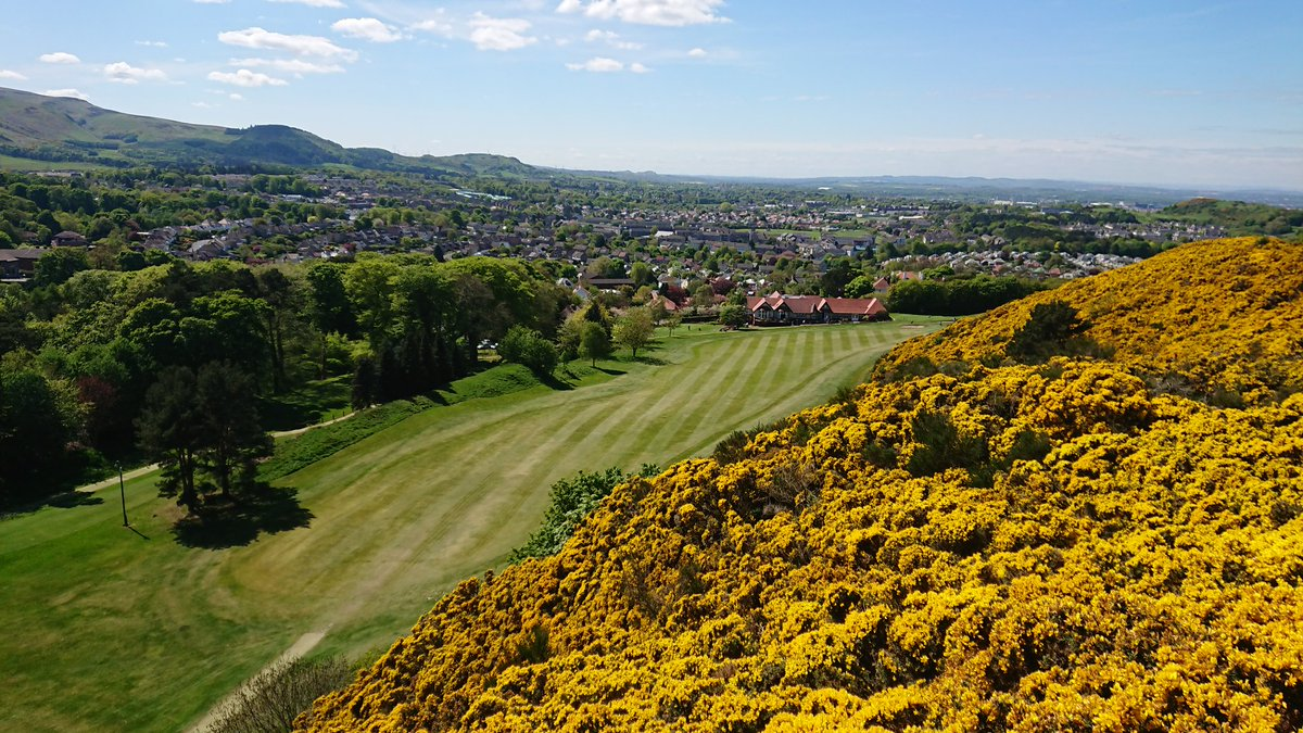 test Twitter Media - The first Open Competition of the season is on this weekend and the course is looking pretty swish. Well it does from up the top anyway. https://t.co/T5p7Wj0WG7