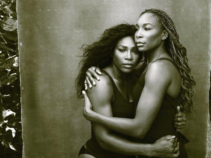 RT @womensart1: Serena and Venus Williams, Palm Beach, Florida, 2016 by photographer Annie Leibovitz #womensart https://t.co/KOfWiTp0kX