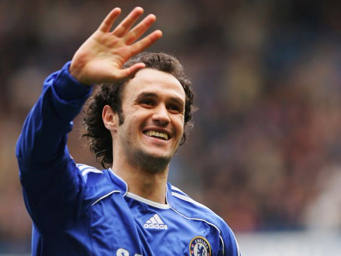 Happy Birthday to former defender Ricardo Carvalho!