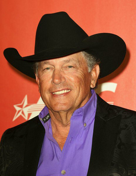 Happy birthday to the king of country music. Mr. George Strait.