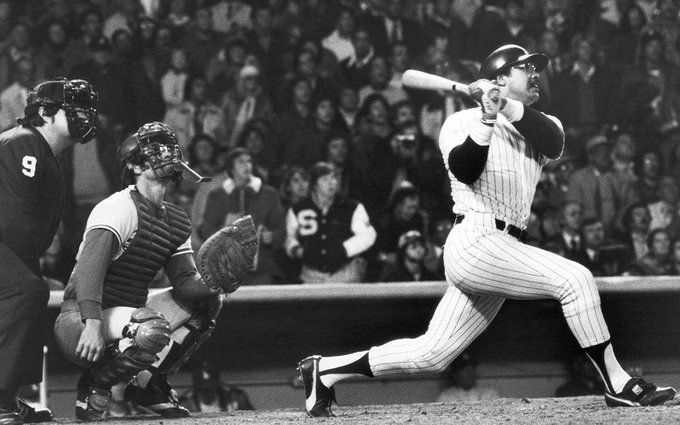 Happy birthday, Mr. October. Relive Reggie Jackson s heroics in the 1977 World Series