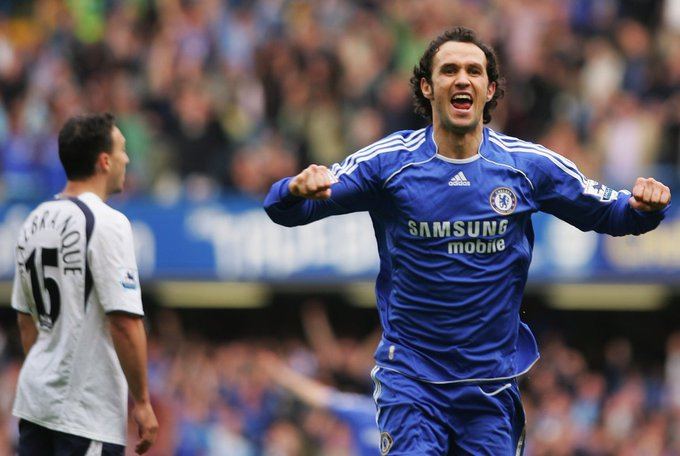 Happy 40th Birthday to the Chelsea legend that is Ricardo Carvalho.
