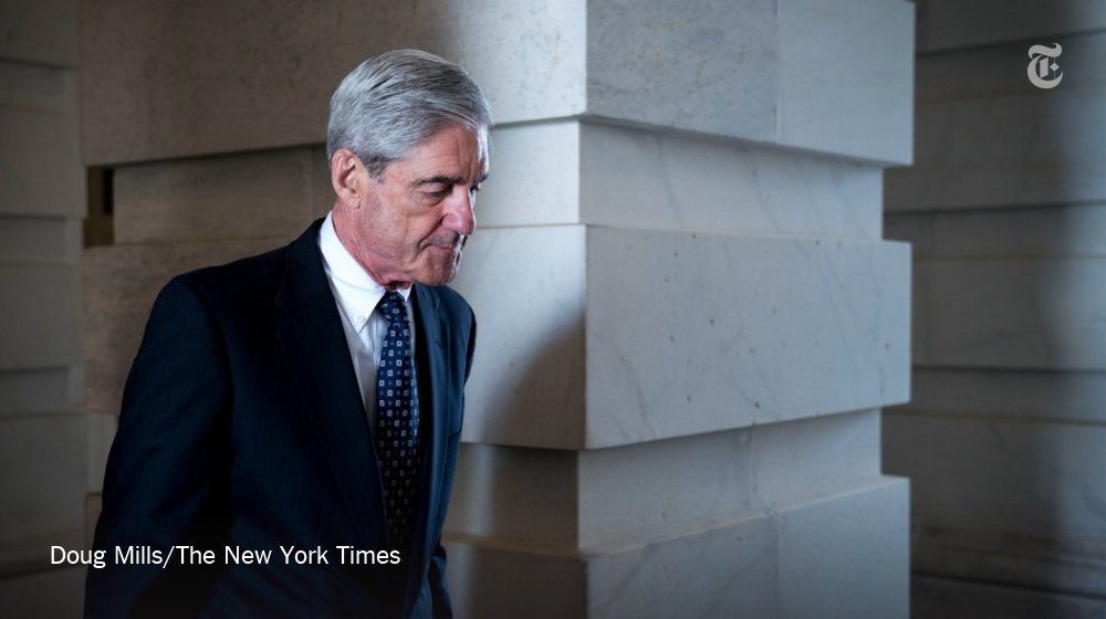 Does Mueller have a plan for Trump?