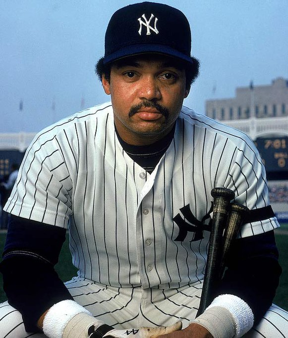 A very Happy Birthday to my favorite athlete of all time... Reggie Jackson!