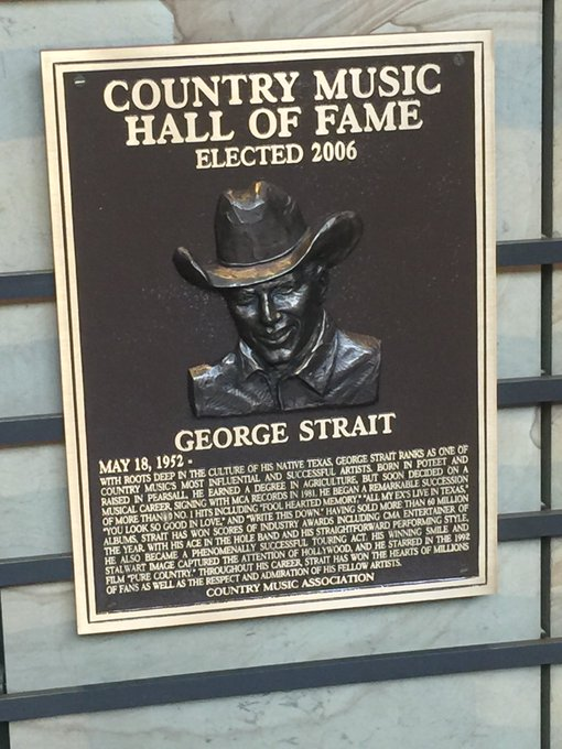 Happy Birthday to the King himself, George Strait!