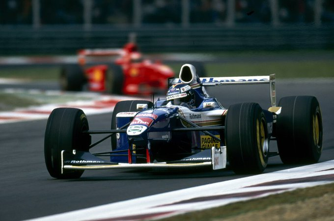 Happy Birthday to Heinz Harald Frentzen, a former F1 driver who now turns 51.
