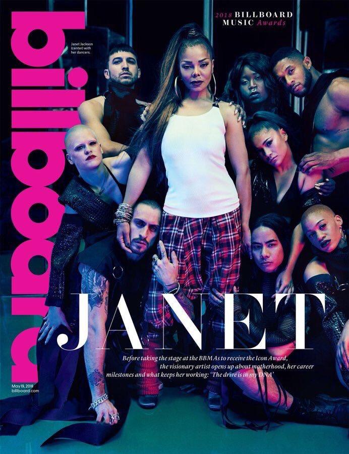 Janet Jackson Covers Billboard Magazine https://t.co/FjkzYcAPKd https://t.co/QIY8F9z2YL