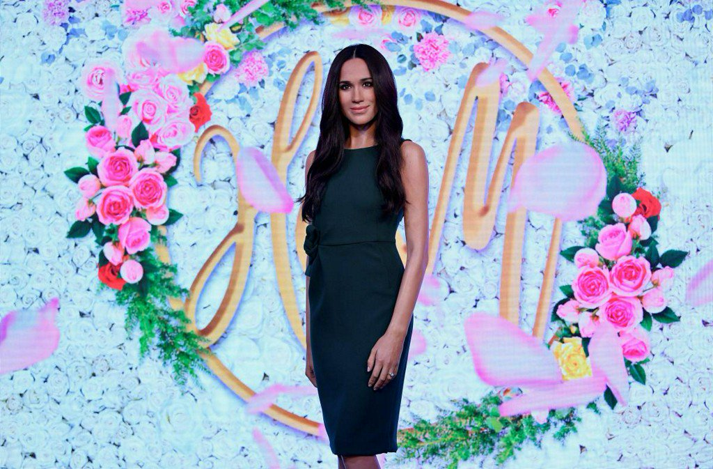 The 'Meghan effect': Markle's influential fashion looks