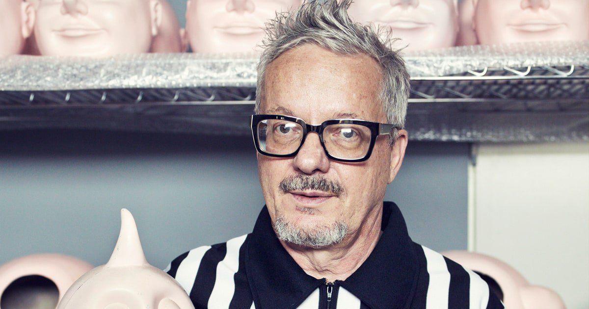 Happy Birthday dear Mark Mothersbaugh!