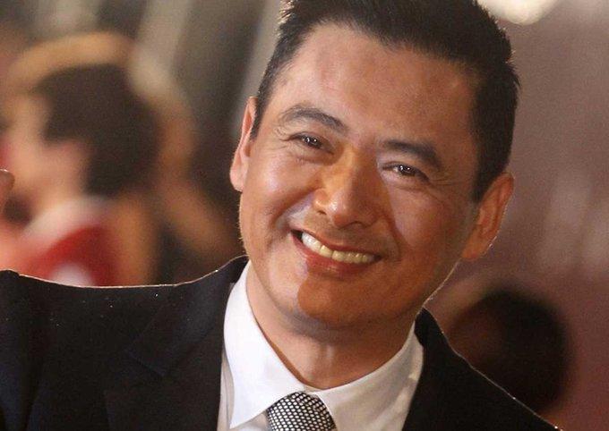 Happy birthday to Chow Yun Fat!