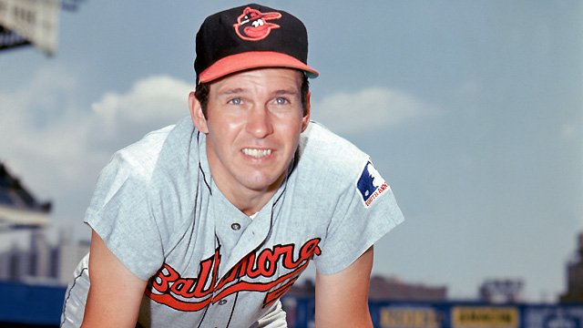 Happy 81st birthday to the one-and-only Brooks Robinson.