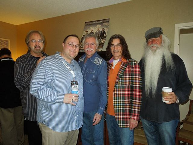 Big \ol Happy Birthday to Joe Bonsall of The Oak Ridge Boys! -- Insta: BradenRadio