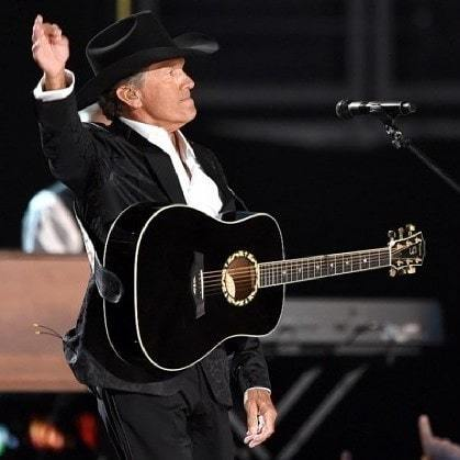 Happy 66th birthday to King George Strait!